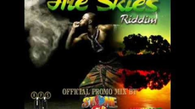 Irie Skies Riddim – Promo Hosted by Geefus