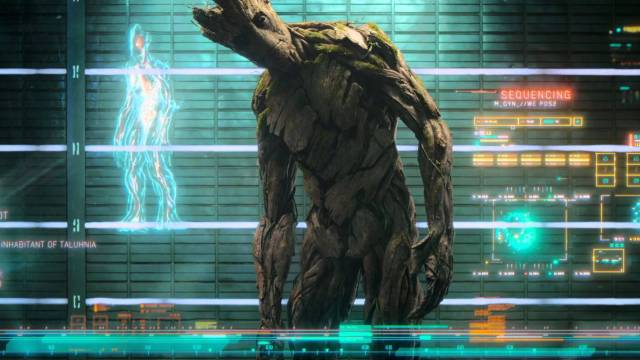 Marvel Studios Unveils The 1st Official 'Guardians Of The Galaxy' Trailer
