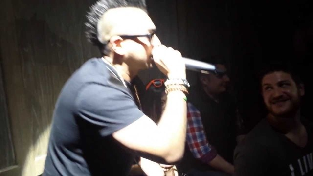 Sean Paul Full Frequency Album Launch in NYC