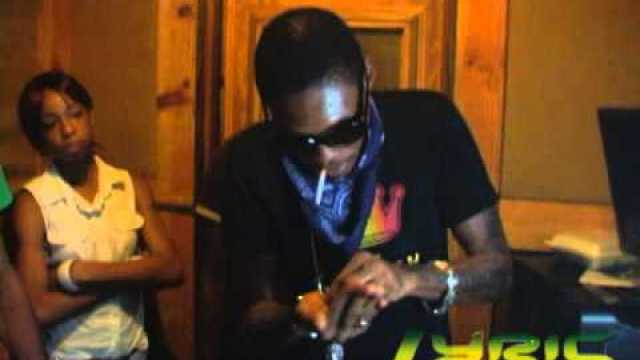 Vybz Kartel and Deva Bratt Exclusive in Studio Footage