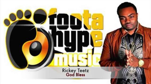 Rickey Teetz – God Bless – Island Blend Riddim – April 2014