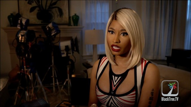 Nicki Minaj Interview for The Other Woman