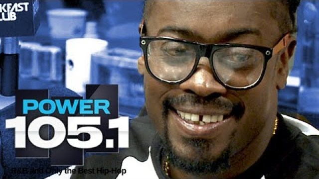 Beenie Man Interview With The Breakfast Club Power 105