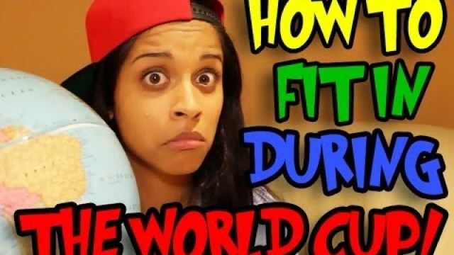 "Superwoman ""How to Fit in During the World Cup!"""
