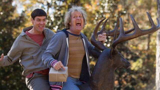 Dumb And Dumber To (Official Trailer) Starring Jim Carrey & Jeff Daniels