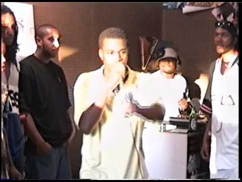 FLASH BACK: Kanye West at Fat Beats Aug 1996