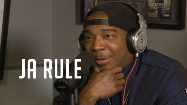 Ja Rule Talks Beating Down 50 Cent On Ebro In The Morning