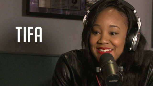 Tifa Talks Dancehall Music on Ebro in the Morning