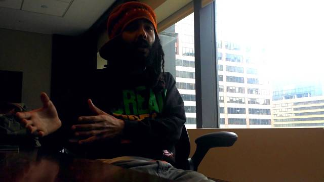 "Protoje in NYC Part 1: ""Chronixx and I make different sounds"""
