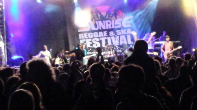 Kabaka Pyramid – Mi Alright Live @ Sunrise Fest