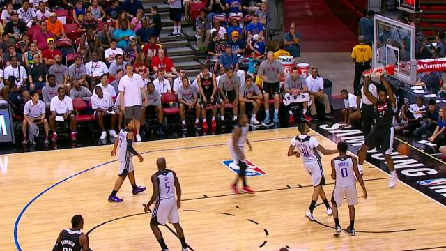 Top 5 Plays: Summer League 7/21/14