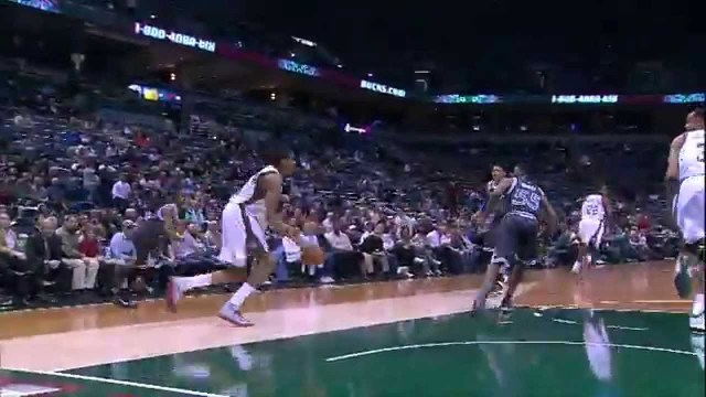 Top 10 Milwaukee Bucks Plays of 2013-2014 Season