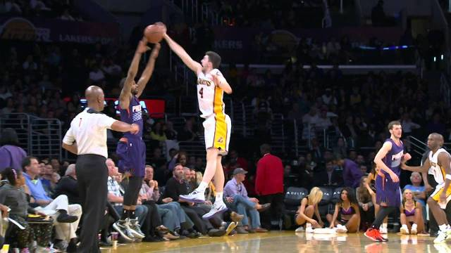 Top 10 Los Angeles Lakers Plays of the 2013-2014 Season