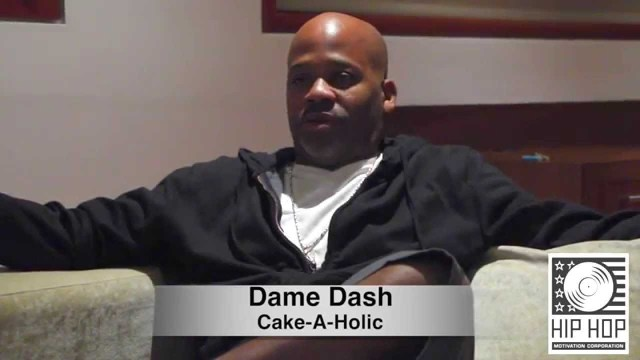 """Damon Dash """"The People That Cheat To Win"""""""