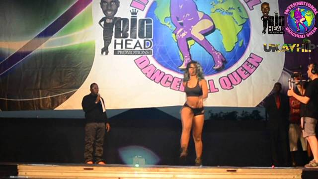 2014 International Dancehall Queen DHQ BRANDI