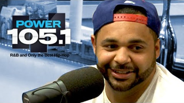 Joell Ortiz Interview With The Breakfast Club
