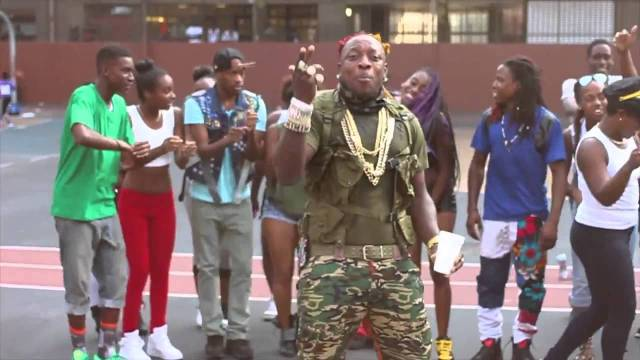 "Elephant Man ""Shmoney Dance"" (Official Music Video) ft. Bobby Shmurda"