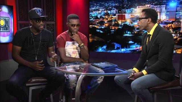 Busy Signal/OMI Interview on ONSTAGE Tv