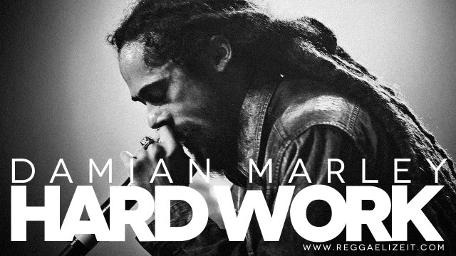 Damian Marley – Hard Work (Set Up Shop Vol. 2)
