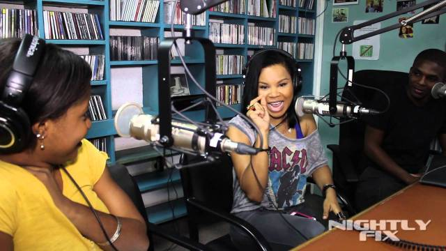 Ce'Cile talks new album, state of female dancehall + Chris Martin as a dad on Nightly Fix