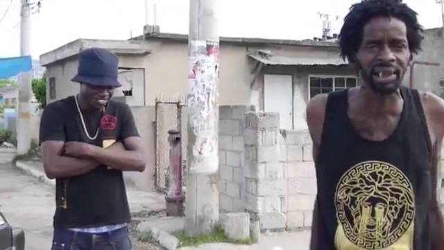 Part 1: Gully Bop Freestyle @ Seaview Gardens 2015