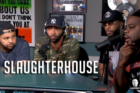 Slaughterhouse x Ebro In The Morning: Talks Drake/Meek Mill Beef, New Album, Southpaw Movie & More