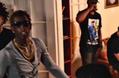 Young Thug – Again feat. Gucci Mane (Official Music Video)