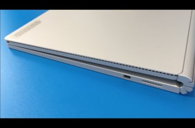 Microsoft Surface Book and Surface Pro 4 First Look