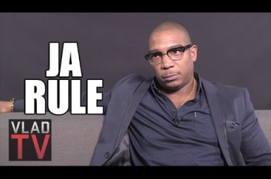 Ja Rule on Charlie Sheen HIV's Status: I Wasn't Shocked
