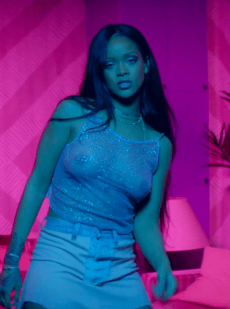 rihanna work official video