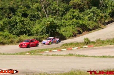 David Summerbell Jr. vs Doug Gore @ Carnival of Speed 2016