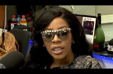 K. Michelle Interview at The Breakfast Club Power 105.1 2016