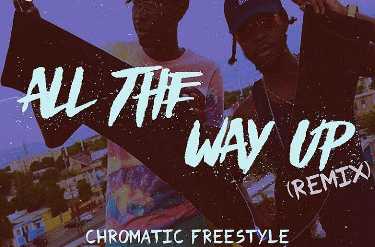 CHROMATIC x POPCAAN x CHI CHING - ALL THE WAY UP (CHROMATIC REMIX)
