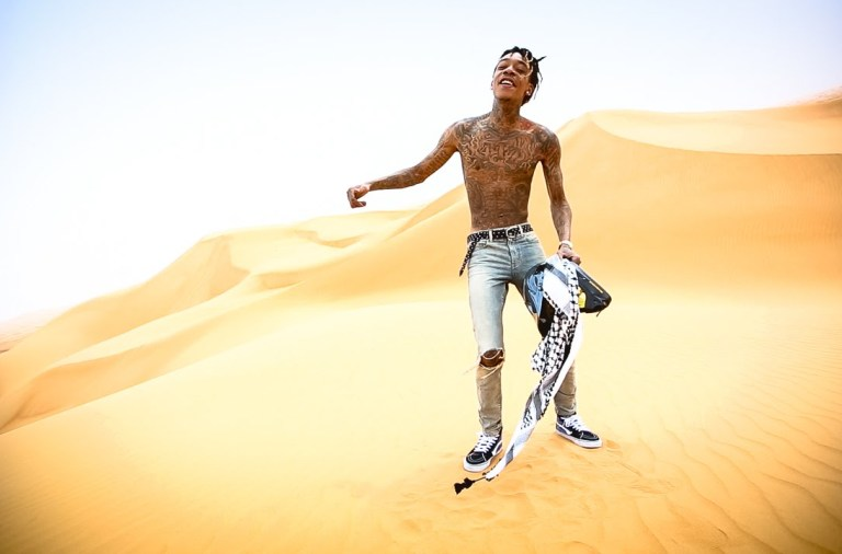 "Watch Wiz Khalifa ""So Much"" Music Video"