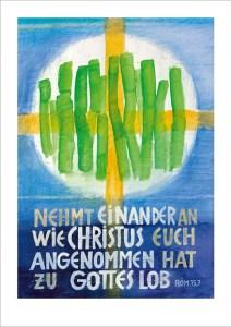 Jahreslosung 2015 Andreas Felger