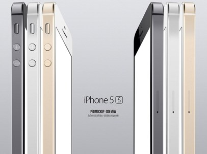 iPhone5S-Side-View-psd