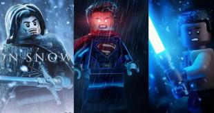 Des photos de films géniales… en LEGO