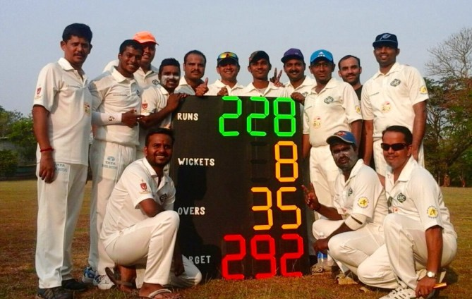 Kiruba's 1st ton of the season & good performances by Sakthi & John help Metro Indians beat Chairos Tigers by 63 runs