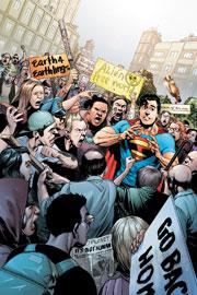 DC Comics nu52 Progress Report