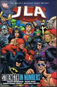 Throwback Tuesday-Grant Morrison's JLA