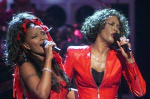 The Best Whitney Houston Duets
