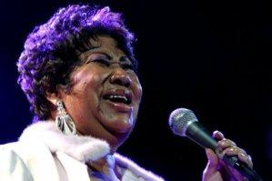 Aretha Franklin at 70