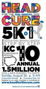 Head for the Cure 2012: Metro Kansas City 5K Run