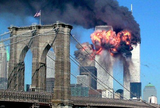 The world as we knew it changed after the September 11 attacks. (Photo property of REUTERS/Sara K. Schwittek)