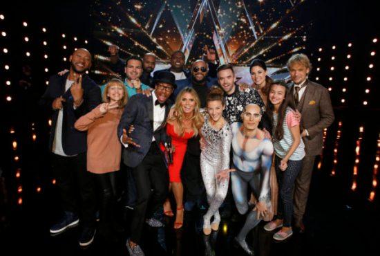 AGT Season 11 Top 10 with Nick Cannon & Heidi Klum