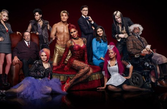 Rocky Horror Picture Show: Let's Do the Time Warp Again cast