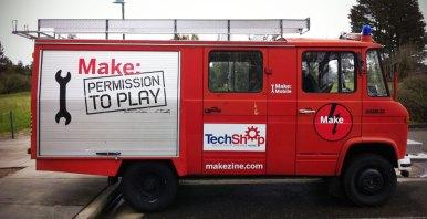 The Make Truck