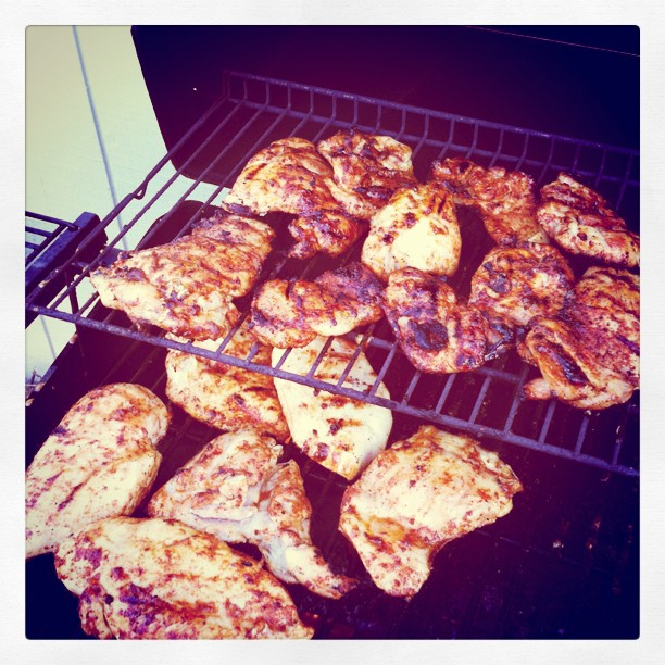 Who wants BBQ chicken?