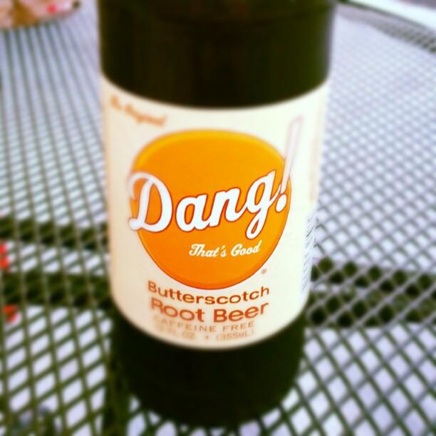 Dang! That's Good  Butterscotch Root Beer