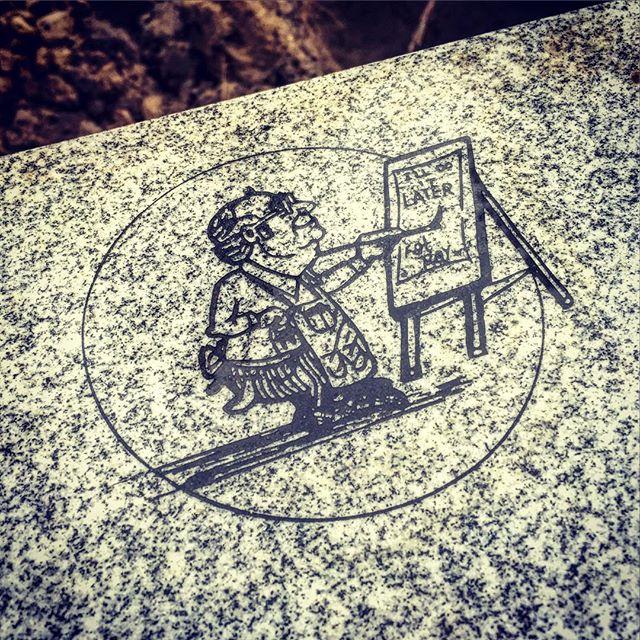 Grandpas headstone.